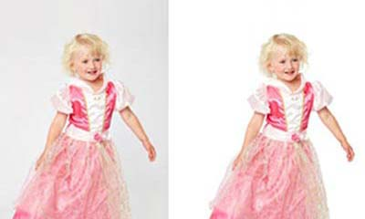 PhotoShop Image Background Removal Service